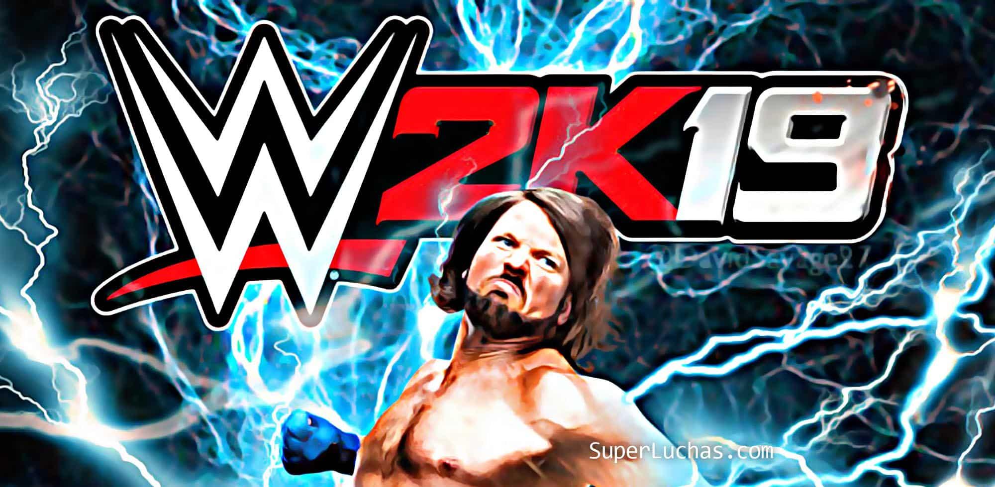 Habrá otros luchadores de regalo en la preventa de WWE 2K19 12