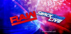 WWE Monday Night Raw / WWE SmackDown Live / WWE© / SuperLuchas.com / SÚPER LUCHAS