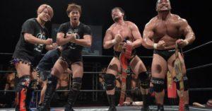 "DDT:""Live! Maji Manji 5"" Se cancela lucha por título en parejas 17"