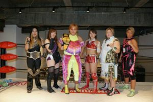 "Diana: ""7th Anniversary Memorial Show"" Kyoko Inoue sigue reinando 23"