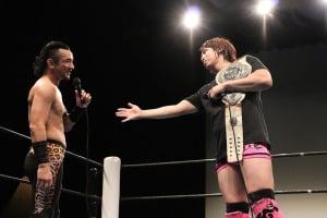 "Ganbare:""I Have Never Seen 2018"" Ishii defiende su cinturón 1"