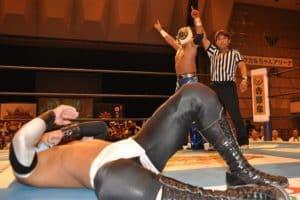 """NJPW:""""Best of the Super Jr. 25"""" Tiger Mask IV es líder 26"""