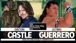 Último Guerrero por el título de RoH en NY; Titán se medirá ante Cody 18