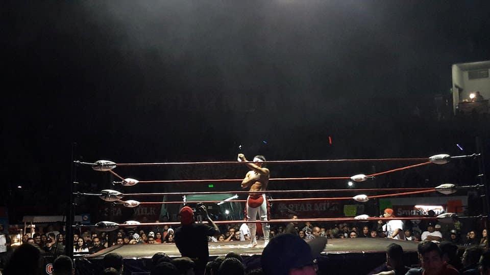 Carístico y Penta Zero M chocan en Tijuana; homenaje a Héctor Garza 2