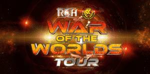 """RoH/NJPW: Todo listo para la edición 2018 de """"War of the Worlds"""" 22"""