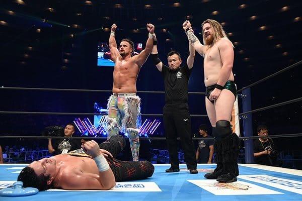 """NJPW: """"Dominion 6.9"""" Omega somete a Okada, Jericho monarca intercontinental 4"""