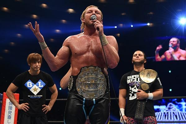 """NJPW: """"Dominion 6.9"""" Omega somete a Okada, Jericho monarca intercontinental 11"""