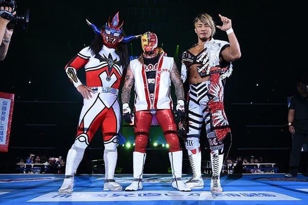 """NJPW: """"Dominion 6.9"""" Omega somete a Okada, Jericho monarca intercontinental 8"""