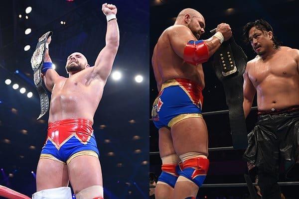 """NJPW: """"Dominion 6.9"""" Omega somete a Okada, Jericho monarca intercontinental 6"""