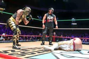Como lo prometió, Penta El Zero M en la Arena México 26