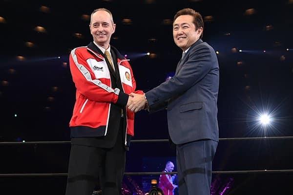 """NJPW: """"Dominion 6.9"""" Omega somete a Okada, Jericho monarca intercontinental 2"""
