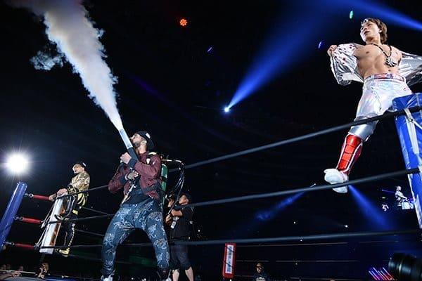 """NJPW: """"Dominion 6.9"""" Omega somete a Okada, Jericho monarca intercontinental 3"""