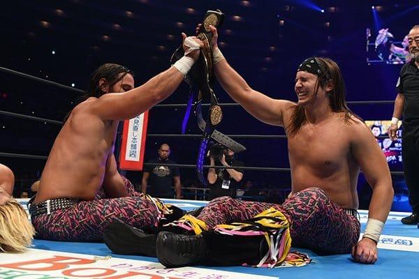 """NJPW: """"Dominion 6.9"""" Omega somete a Okada, Jericho monarca intercontinental 7"""