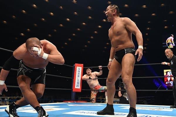 """NJPW: """"Dominion 6.9"""" Omega somete a Okada, Jericho monarca intercontinental 5"""