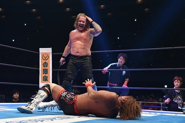 """NJPW: """"Dominion 6.9"""" Omega somete a Okada, Jericho monarca intercontinental 10"""