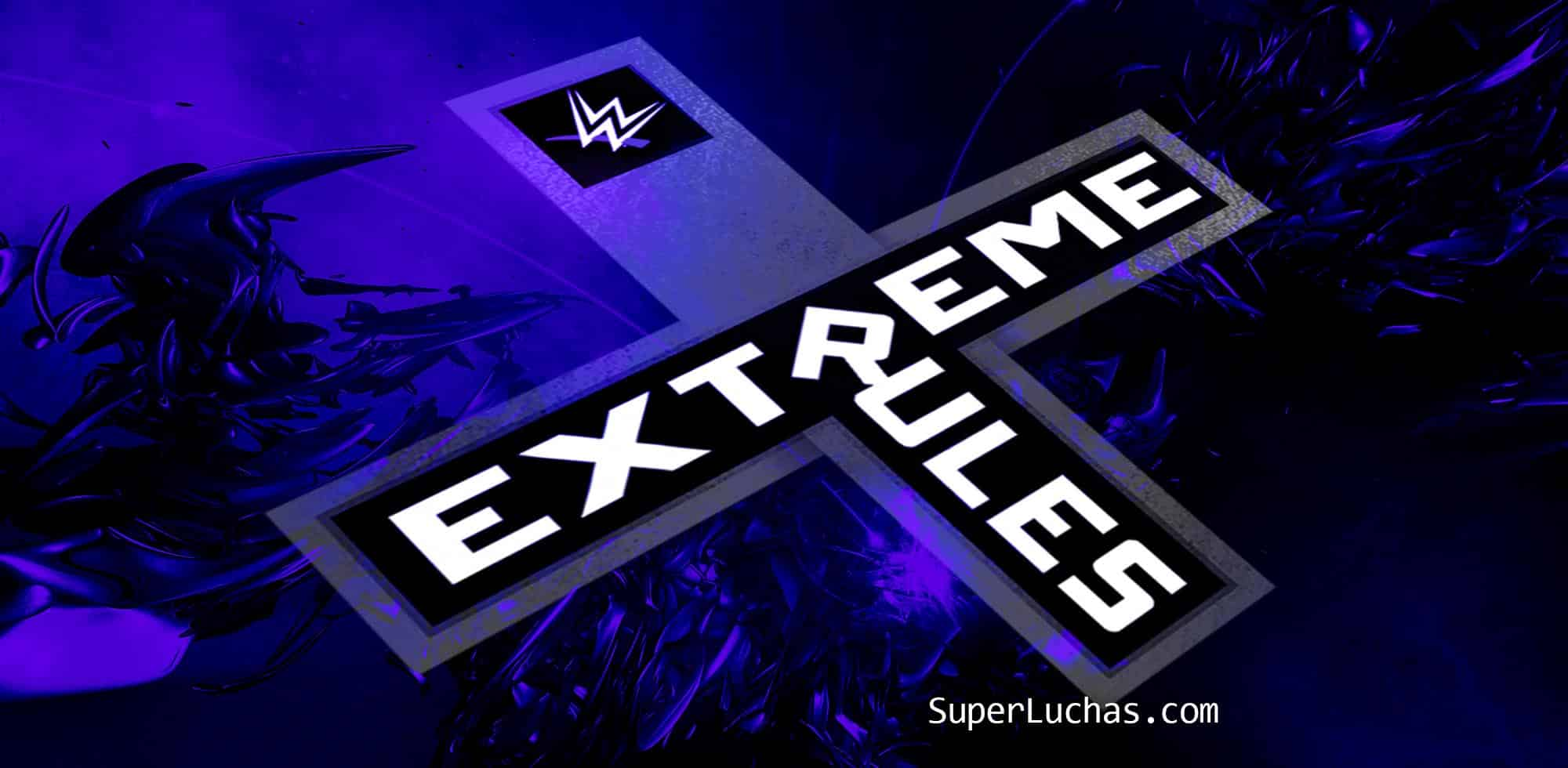 Extreme Rules Logo