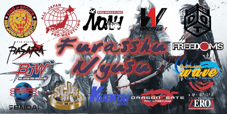 Furasshu nyūsu #6: Breves de la Lucha Libre Japonesa 62