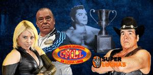 Máscara Año 2000, Amapola y Tony Salazar ganan la Copa Bobby Bonales 84