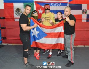 VIDEO: Recordando la visita de Arkángel de la Muerte en Puerto Rico. 4