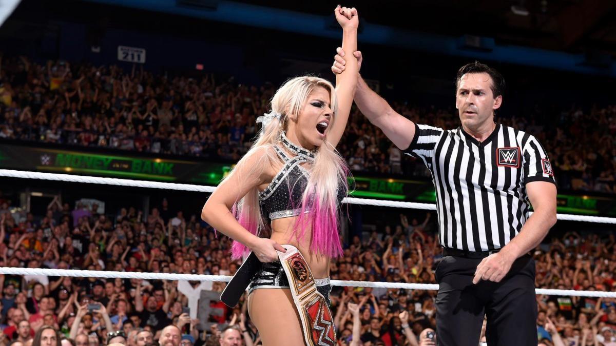 Mercedes Martinez quiere una marca exclusiva de mujeres en WWE 2