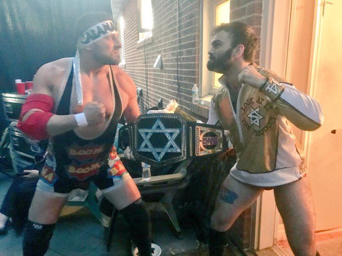 Colt Cabana es el nuevo Campeón Judío de Norteamérica 1