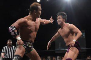 """DDT:""""Live! Maji Manji 8"""" Masato Tanaka invitado especial 36"""