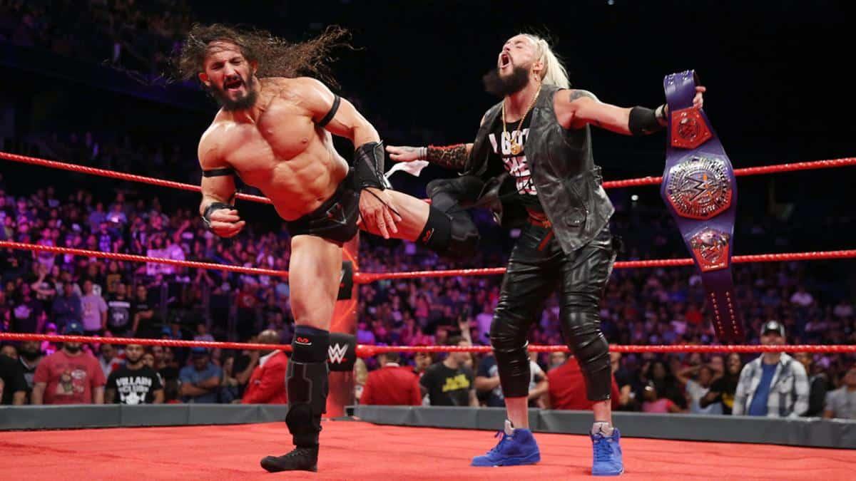 La salida de PAC de WWE