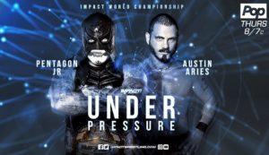 Resultados Impact Wrestling (31-mayo-2018) — Aries recupera Campeonato Mundial 3