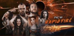 """RCW presenta """"Rapid Fire"""" con lo mejor de la lucha internacional 1"""