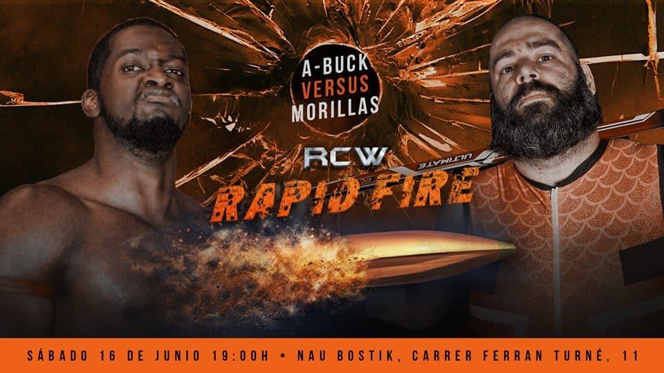 """RCW presenta """"Rapid Fire"""" con lo mejor de la lucha internacional 7"""