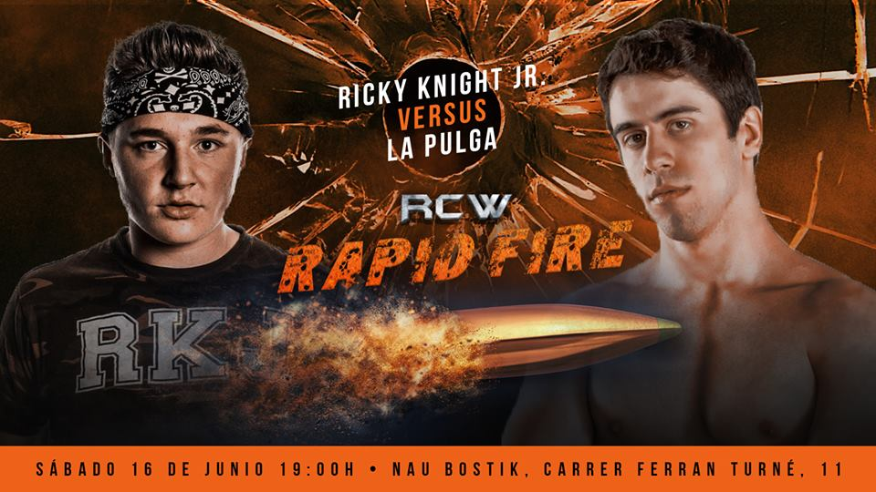 """RCW presenta """"Rapid Fire"""" con lo mejor de la lucha internacional 5"""