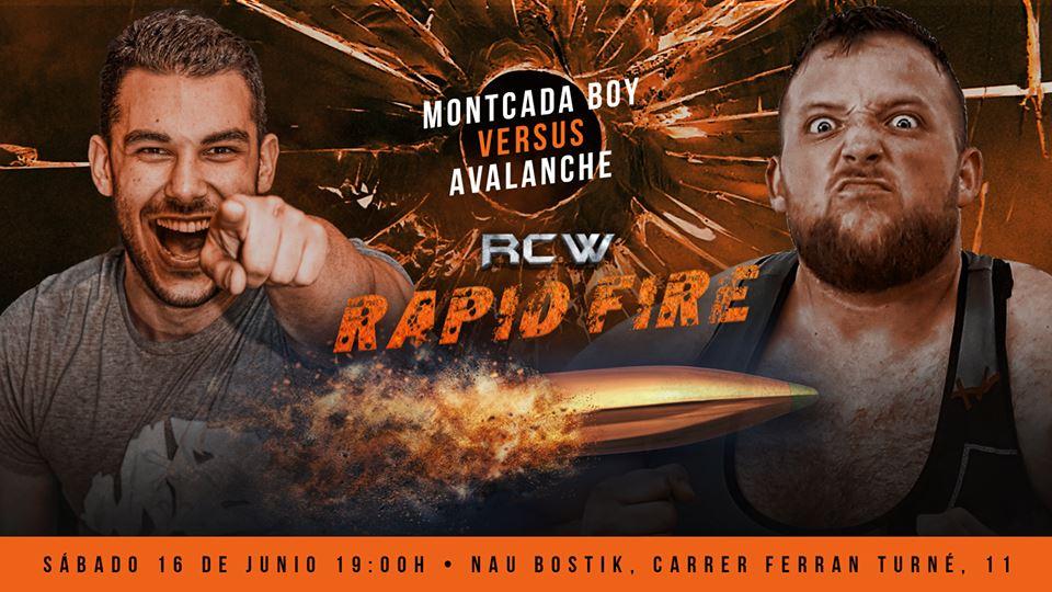 """RCW presenta """"Rapid Fire"""" con lo mejor de la lucha internacional 4"""
