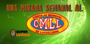CMLL: Una mirada semanal al CMLL (Del 14 al 20 de junio de 2018) 7