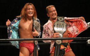 "W-1:""Wrestle-1 Tour 2018"" Kuroshio y Tanaka se coronan 8"