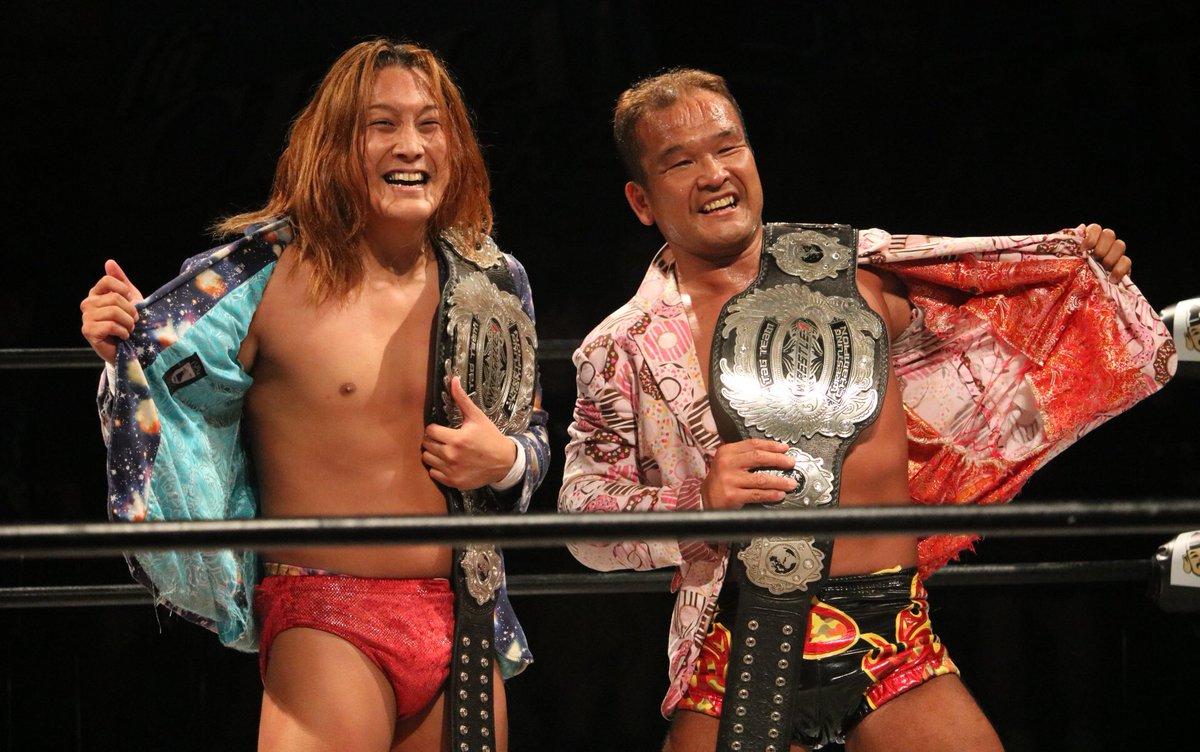 "W-1:""Wrestle-1 Tour 2018"" Kuroshio y Tanaka se coronan 1"
