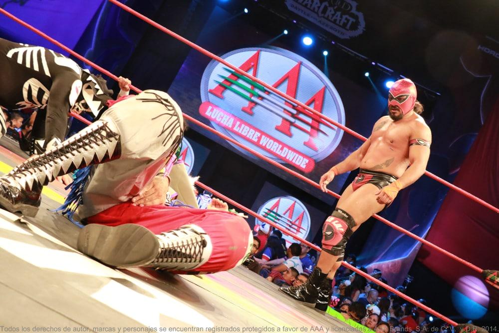 Resultados AAA vs. Elite; la sorpresa fue Puma King 1