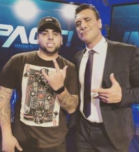Ray Gonzalez vs Alberto el Patron junto a Dj Luian en ANIVERSARIO 45 16