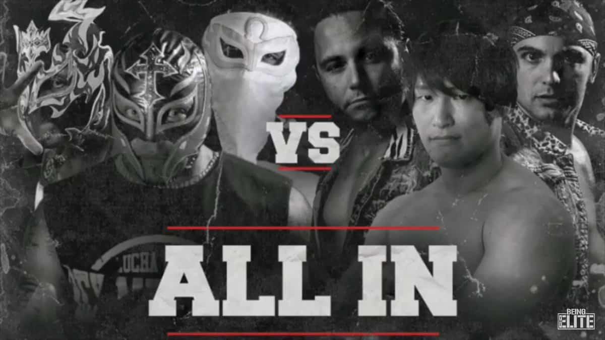 Resultados All In (1-sep-18): Cody, Omega, Mysterio y más 1