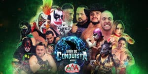 "AAA: Ecatepec, la siguiente parada de ""Gira de Conquista"" 41"