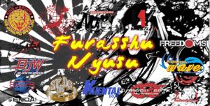 Furasshu nyūsu #8: Breves de la Lucha Libre Japonesa 59