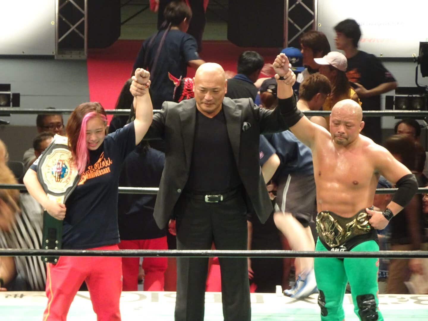 "Michinoku Pro:""Jinzei Shinzaki 25th Anniversary Convention"" 30"