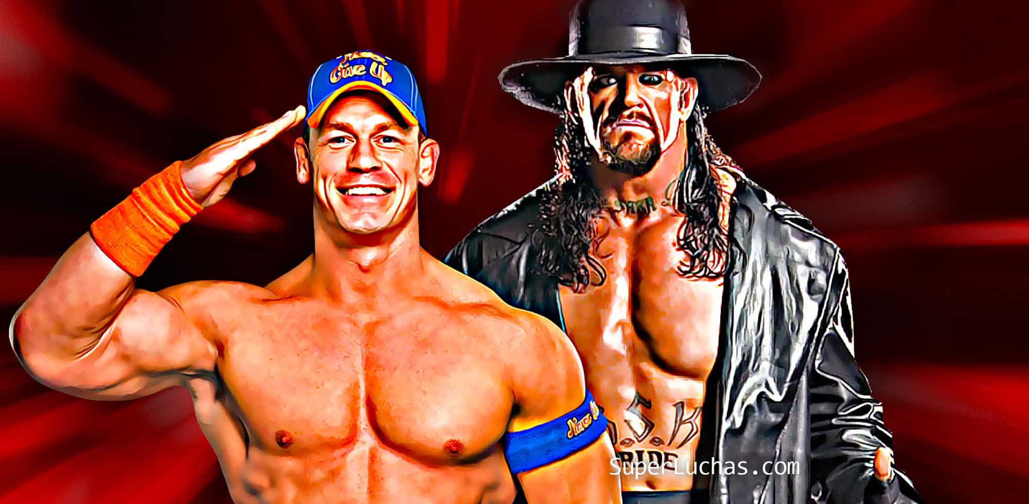 John Cena Undertaker