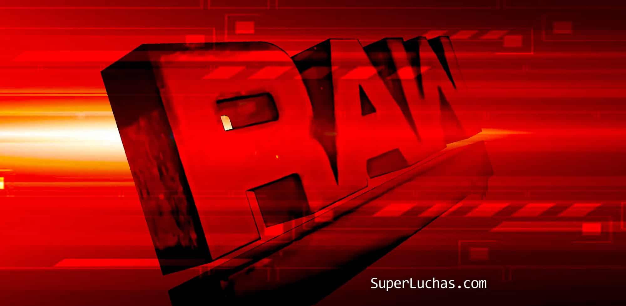 WWE Raw nominado como el show de 2019 en los People's Choice Awards 1