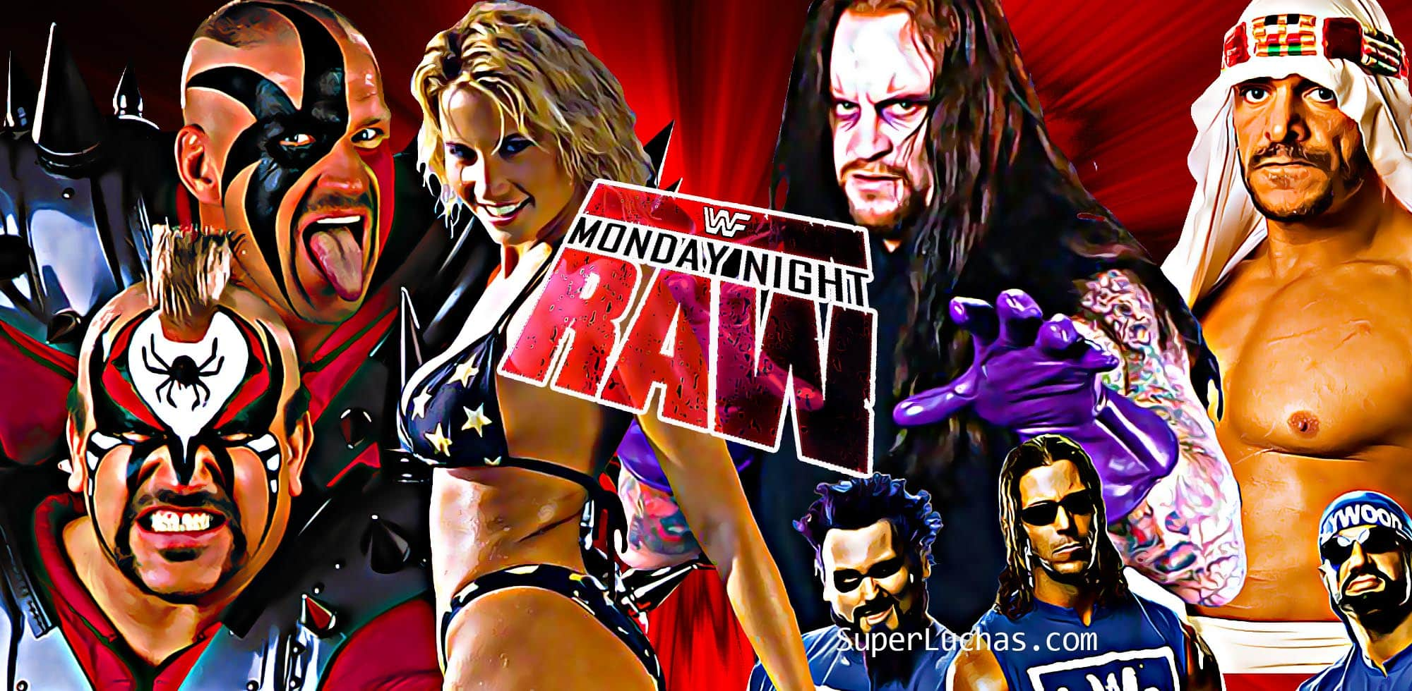 Monday Night Raw Clásico (24-feb-97) — ¡Raw se vuelve extremo! 1
