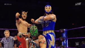 Esta es la opinión de los oficiales de WWE de Lucha House Party 2