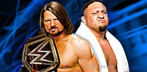 Samoa Joe AJ Styles