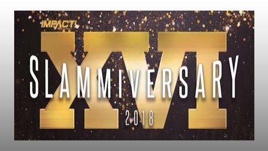 Resultados Slammiversary 2018 — Aries retiene Campeonato Mundial 1