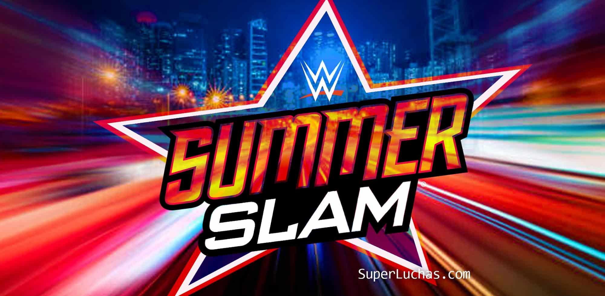 SummerSlam logo WWE SummerSlam 2020