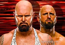 Karl Anderson y Luke Gallows