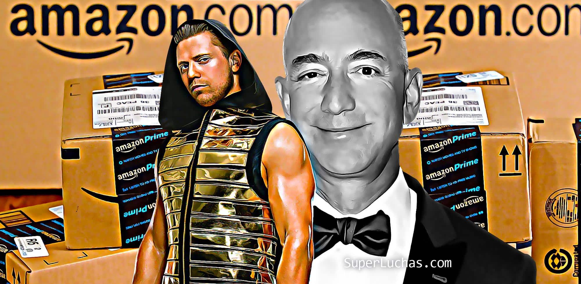 The Miz Jeff Bezos